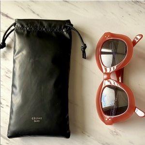 Celine Lola Pink Sunglasses